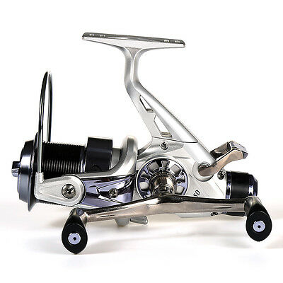 Moulinet de Pêche Spinning Reel 5.2:1 mains droite/gauche Double Frein Hotsell