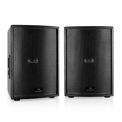 Powerful Brand New Pa Subwoofer Pair Passive 4000W  * Free P&p Uk Offer *