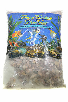 Pure Water Pebbles White Rose 5lb Bag