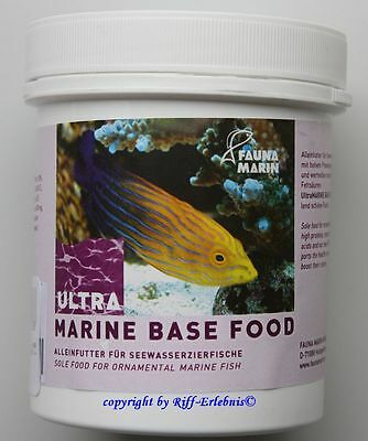 Ultra Marine Base Food  Fauna Marin  250ml Meerwasser 55,80€/L