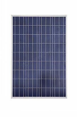 ECO Solar Panel PV 12V Volt Off Grid Boat POLY 100W Watts RV Cells Charger