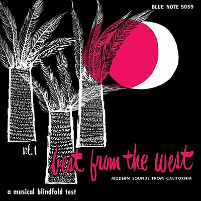 Blue Note - Best From the West: Modern Sounds From California, Vol. 1