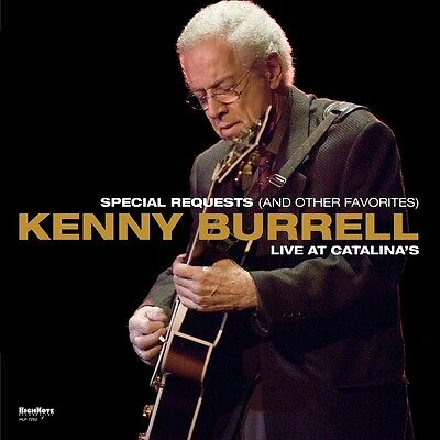 Kenny Burrell - Special Requests (And Other Favorites): Live at Catalina's