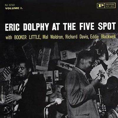 PRESTIGE | Eric Dolphy - At The Five Spot, Vol. 1 200g LP NEU