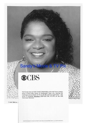 NELL CARTER Terrific Original TV Photo YOU TAKE THE KIDS