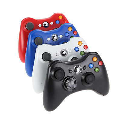 Wireless Gamepad Joypad Gaming Remote Controller for Microsoft Xbox 360 Console
