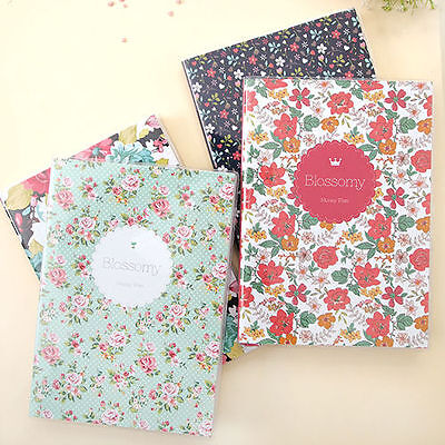 Blossomy Monthly Plan Cash Book / Money planner account book money diary