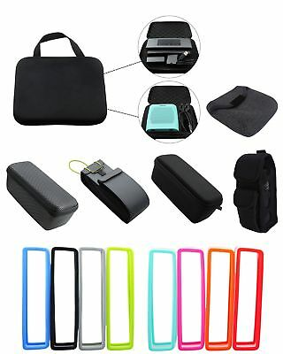Carry Travel Case Cover Pouch Bumper For Bose-Soundlink Mini II Colour Speaker