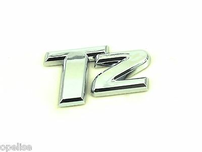 Genuine New TOYOTA T2 BADGE Emblem For Avensis Saloon Tourer D-4D VVT-i 1.8 2.0
