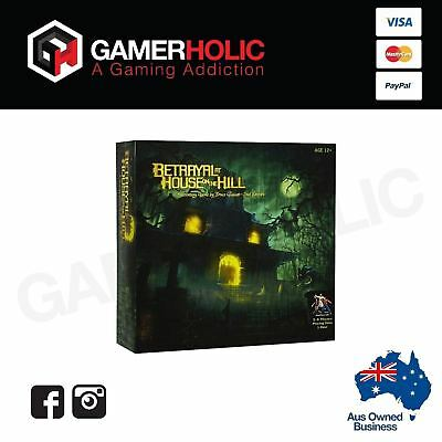 Betrayal at House on the Hill Board Game - Brand New - Sealed