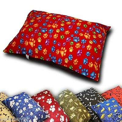 Large Pet Dod Bed Zipped Removable & Washable Cushion Cover Only*