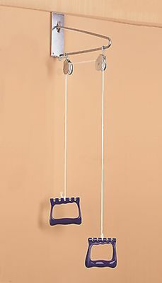 OVER DOOR EXERCISE PULLEY - Home exercise and rehabilitation -