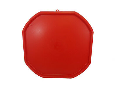 Red Mixing Tray / Builders Tray / Tuff Spot