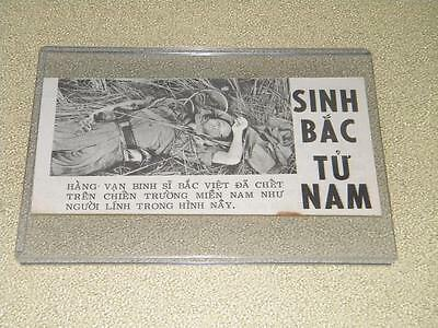 Vietnam War Original Authentic Psyop Propaganda Leaflets Free Same Day Shipping