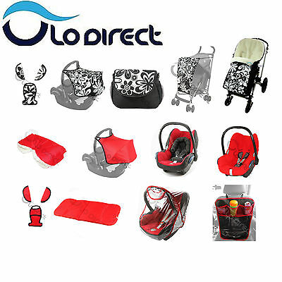 Perfect accessories fit Maxi Cosi car seat hood rain cover - New Collection