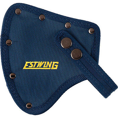 Estwing Campers Axe Sheath - Quality Genuine Leather Replacement Sheath