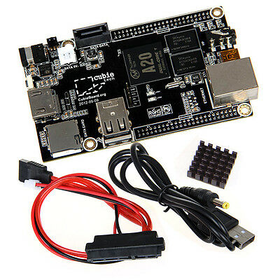 Cubieboard2 Cortex-A7 Dual-Core Allwinner A20 SOC Development board for MiniPC
