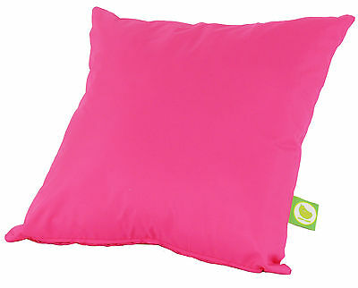 Waterproof Outdoor Garden Furniture Seat Bench Cushion Filled with Pad - Pink