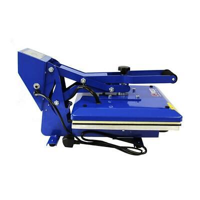 CLAM Heat Press Machine HPC480 38 x 38cm HIGH PRESSURE Sublimation T-shirt Print