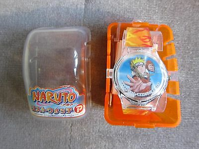 NEW JAPAN ANIME P NARUTO WATCH  - Free shipment