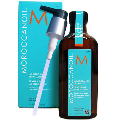 Moroccanoil Hair Treatment Original 3.4 oz -  With Pump Fast Shipping