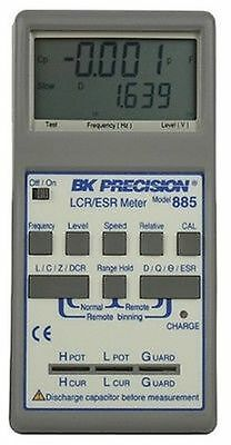 BK Precision Synthesized In-Circuit LCR/ESR Meter