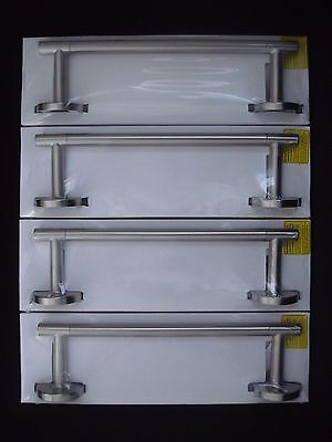 "4 Delta Panache Collection 9"" Towel Bar Satin Nickel No. PAN09-SN (No Box)"