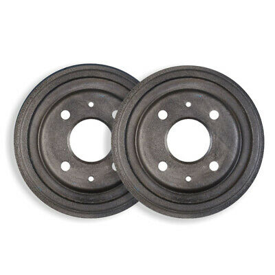 Ford Cortina MKI & MKII 10/1962-1971 REAR BRAKE DRUMS with WARRANTY RDA6644 PAIR