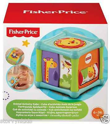 Fisher-Price Animal Activity Cube - LAST ONE IN STOCK!