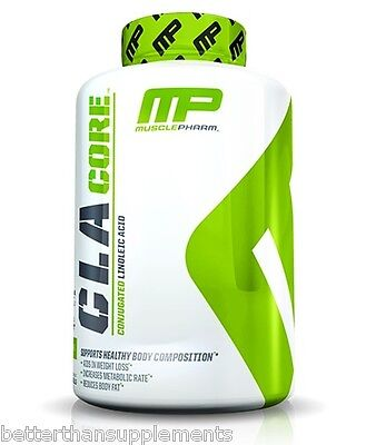 Muscle Pharm CLA Core 90caps. - Softgels Fat Burner Weight Loss Diet - free P&P