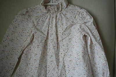 Marie Chantal Baby Floral Top Blouse 24 Months