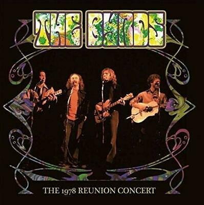 THE BYRDS - THE 1978 REUNION CONCERT (NEW/SEALED) CD Roger McGuinn David Crosby