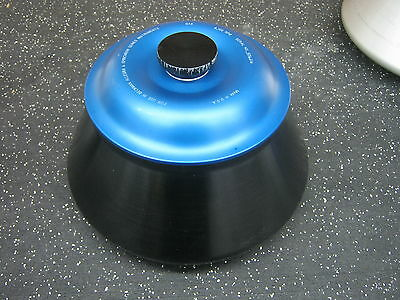 BECKMAN COULTER GA-6 6 X 250 mL POSITION 6,100 RPM FIXED ANGLE CENTRIFUGE ROTOR