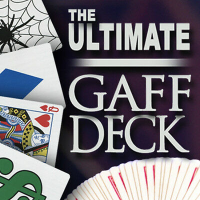The Ultimate Gaff Deck Kit - Magic Tricks - New