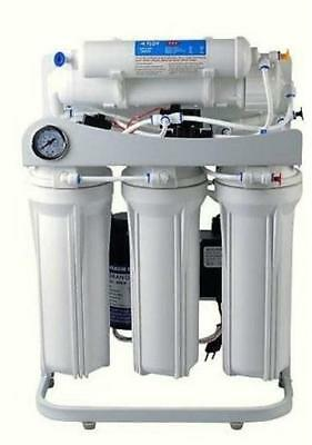 Premier Reverse Osmosis Water System up to 200 GPD with Booster Pump