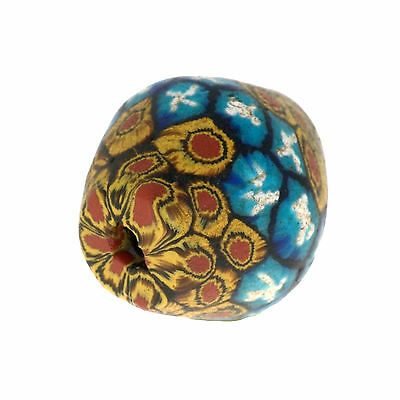 Antique Rare Murano Trade Glass Bead - Africa Venezia - 19th c. -  (0070)