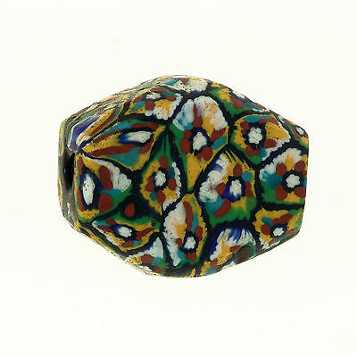Antique Rare Murano Trade Glass Bead - Africa Venezia - 19th c. -  (0072)