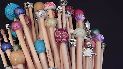Special Offer, Pick And Mix 2 Pairs Of Beaded Needles, Huge Discount!!!