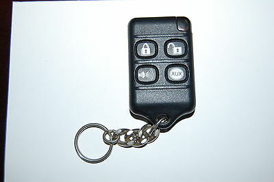 Micro 4 Button Keyless Remote Fob- New--N4Vmxt251