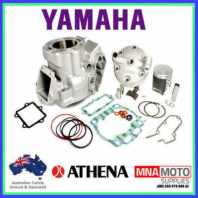 YAMAHA YZ250 ATHENA PISTON, GASKETS & CYLINDER KIT 2003 - 2017 300cc - 72mm big