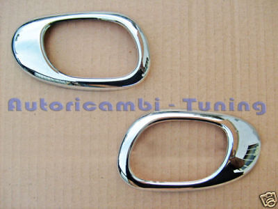 Cover Handles Handle Covers Internal Chrome Peugeot 206 Tuning