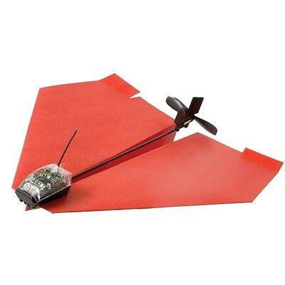 PowerUp 3.0 Smartphone Controlled Paper Airplane For Android IOS Kids Toy