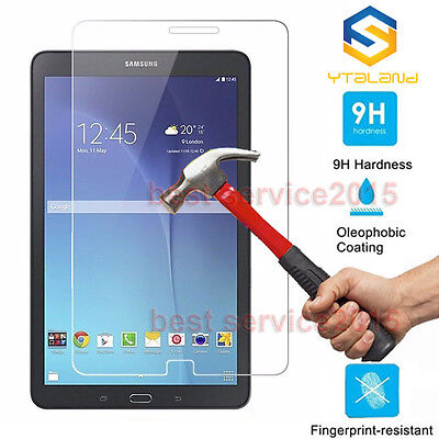 9H Premium Tempered Glass Screen Protector For Samsung Galaxy Tab E 8.0 T377