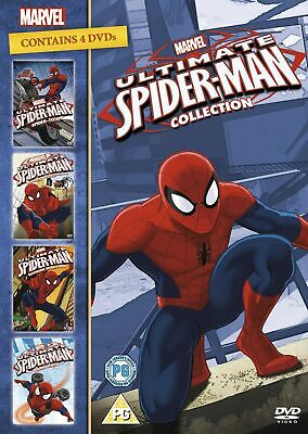 Ultimate Spider-Man: Collection [DVD]