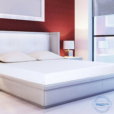 Sleeplace 6 Inch Ventilation Memory Foam Mattress  06FM02