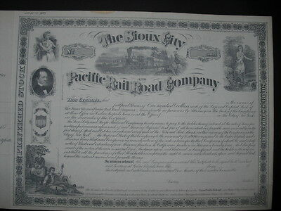 Sioux City and Pacific Railroad Company      Hockdeko