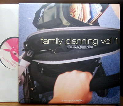 V.a. Main Squeeze: Family Planning Vol. 1/  2-Lp Set