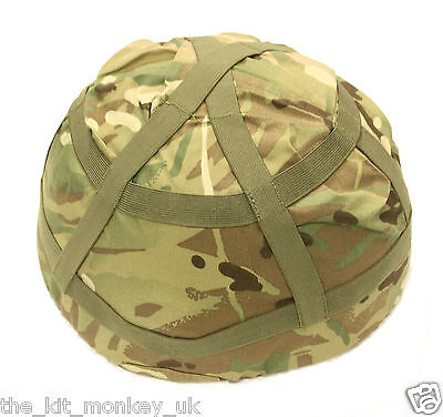 British Army MTP / Multicam cover for Mk 6 & 6A  helmets - New unissued
