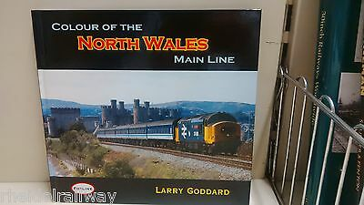 Holyhead,Chester,Colour of the North Wales Main Line by Larry Goddard