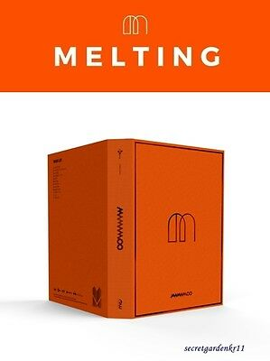 MAMAMOO 1st Album MELTING : CD with booklet+Photocard+Gift Photo,New, Original